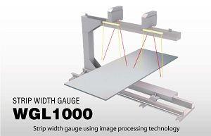 Bộ điều chỉnh độ rộng Strip Width Gauge WGL1000-Nireco Vietnam-TMP Vietnam