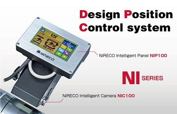 Bộ điều khiển Design Position Control-Camera DPC-Nireco Vietnam