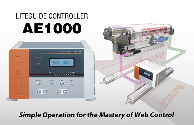 Bộ điều khiển Liteguide Controller AE1000-Nireco Vietnam-TMP Vietnam