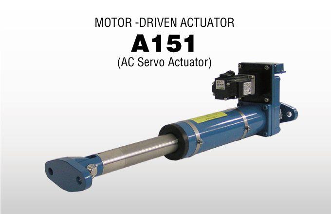 Bộ truyền động Motor-Driven Actuator A151-Nireco Vietnam-TMP Vietnam