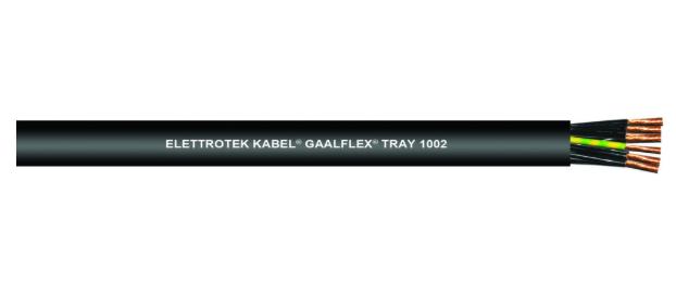 Cáp điều khiển TRAY 1002 Phân phối Elettrotek Kabel tại việt nam