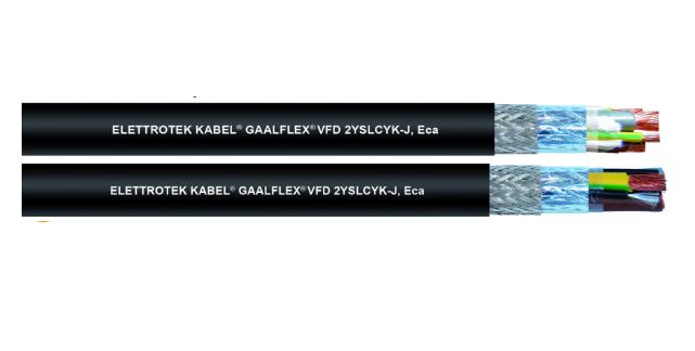 Cáp tín hiệu điện VF 1000 Phân phối Elettrotek kabel tại việt nam