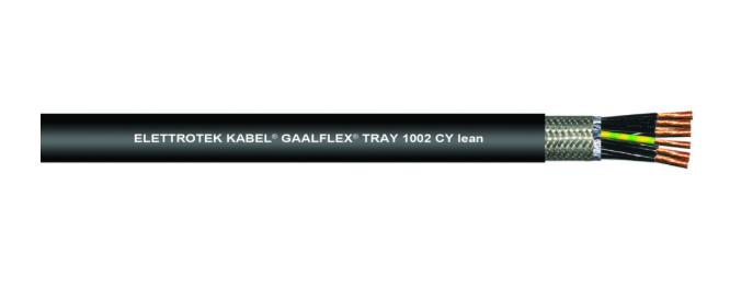 Cáp tín hiệu TRAY 1002 CY Lean Phân phối cáp elettrotek kabel tại việt nam