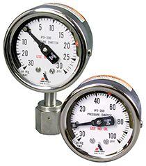 Cung cấp IPS 300 High Purity Pressure Gauge - Ametek Vietnam - TMP Vietnam