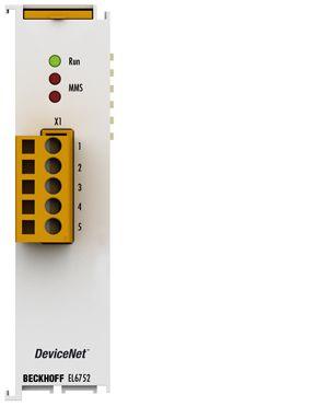 DeviceNet master/slave terminal-EL6752-Beckhoff