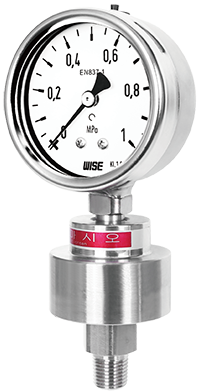 Đồng hồ áp suất màng P701, P710, P720, P750, P757, P763 - Wise Vietnam - TMP Vietnam