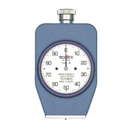 Đồng hồ đo độ cứng cao su GS-709G - Phân phối sản phẩm  Teclock tại việt nam