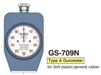 Đồng hồ đo độ cứng cao su GS-709N-Teclock Vietnam-TMP Vietnam