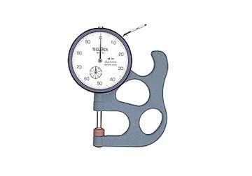 Đồng hồ đo độ dày SM-112 - Teclock Vietnam - TMP Vietnam