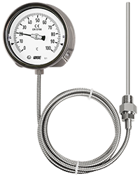 Đồng hồ nhiệt độ có dây dẫn Remote reading Thermometer T210-Wise Vietnam-TMP Vietnam