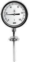 Đồng hồ nhiệt độ Sanitary bimetal thermometer T123-Wise Vietnam-TMP Vietnam