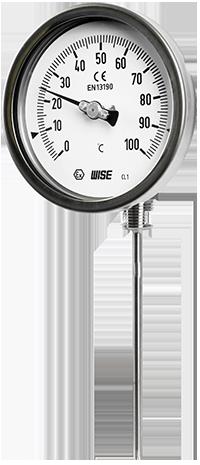 Đồng hồ nhiệt độ Thermometer T140-Wise Vietnam-TMP Vietnam