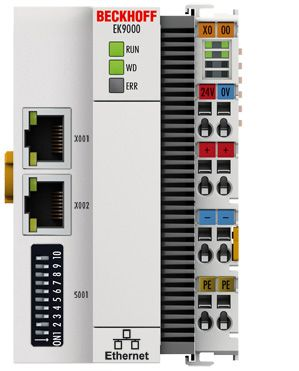 Ethernet Bus Coupler-EK9000-Beckhoff-vietnam