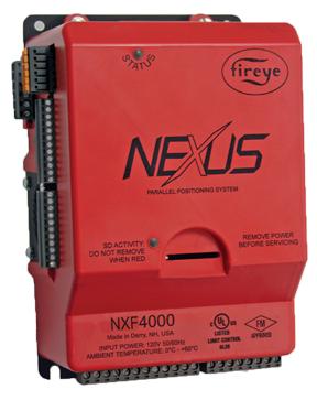 Hệ thống điều khiển đốt cháy Oxi NXF4000 Cung cấp sản phẩm hãng Fireye tại việt nam