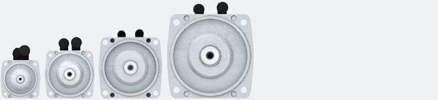 High-speed servo motors DSP1 BAUMULLER VIETNAM