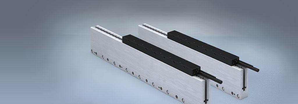 Iron-less linear motor model LSC-Baumuller Vietnam-TMP Vietnam