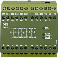 Safety relay PNOZ 10 24VAC-Pilz Vietnam-TMP Vietnam