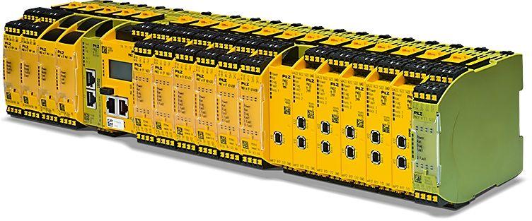 Small control systems PNOZmulti 2 - Pilz Vietnam - TMP Vietnam