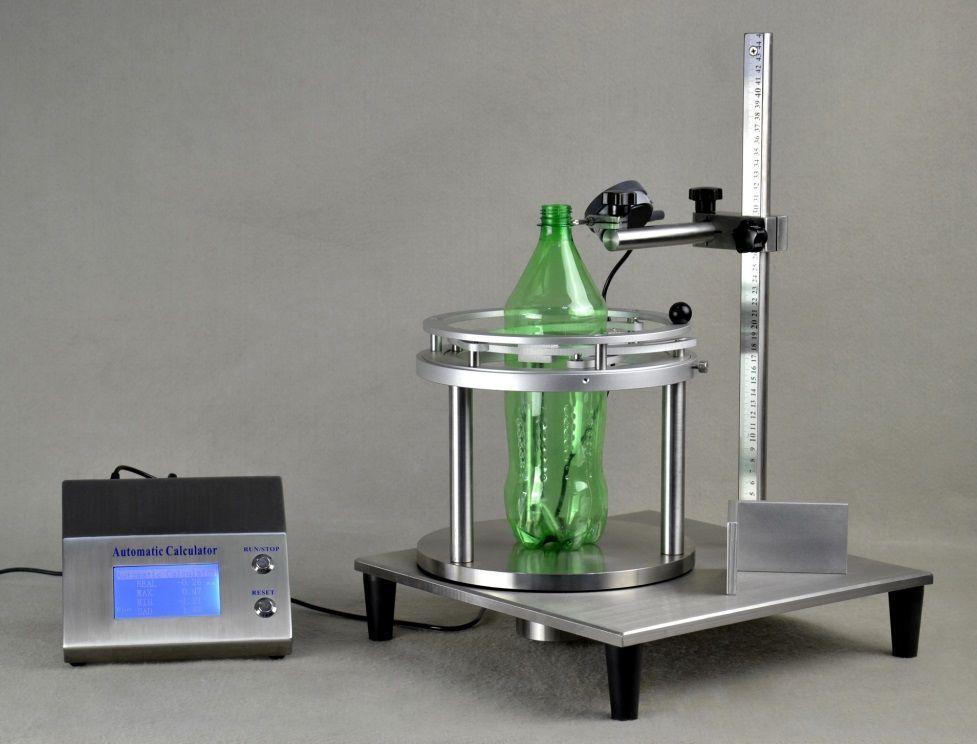 Thiết bị đo độ đồng trục chai nhựa Perpendicularity tester for Plastic Bottle PBPT-1 - AT2E Vietnam - TMP Vietnam