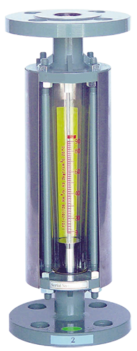 Thiết bị đo mức Glass tube flowmeter F809 - Wise Vietnam - TMP Vietnam