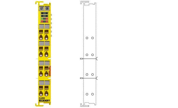 Thiết bị truyền thông-TwinSAFE Logic-EL6900- Beckhoff