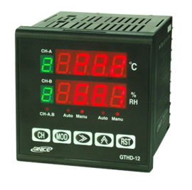 Bộ hiển thị nhiệt độ GTHD 12 Ginice Việt nam