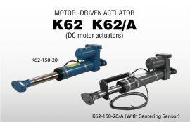 Bộ truyền động Motor-Driven Actuator K62-Nireco Vietnam-TMP Vietnam
