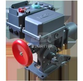 Bus type electric actuator