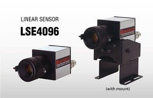 Cảm biến chỉnh biên Linear Sensor LSE4096-Nireco TMP Vietnam