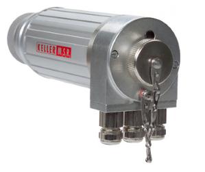 Cảm biến đo nhiệt độ bằng hồng ngoại  PZ10 hãng Keller