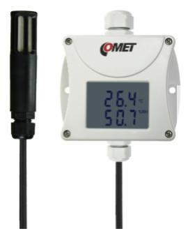 Cảm biến đo nhiệt độ, độ ẩm T3111 của hãng Comet.