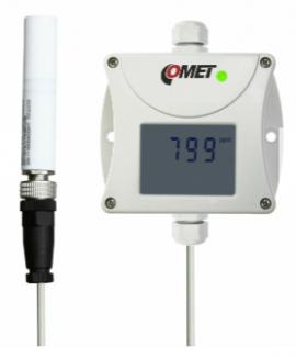 Cảm biến đo nồng độ khí CO2 T5141 hãng Comet.