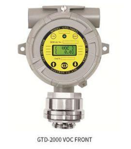 Cảm biến phát hiện khí độc hại GTD 2000Tx hãng Gastron