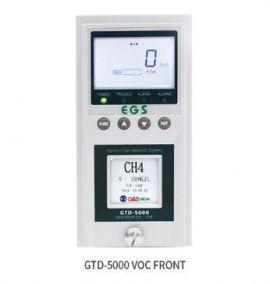 Cảm biến lấy mẫu và phát hiện khí độc hại GTD 5000 Gastron