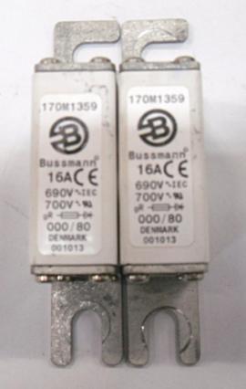 Cầu chì Fuse 170M1359 hãng Bussmann