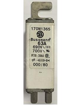 Cầu chì Fuse 170M1365 hãng Bussmann