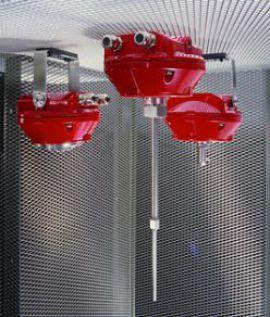 Đầu dò nhiệt độ cao WMX5000 FS hãng Minimax.