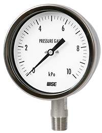 Đồng hồ áp suất thấp P421 - Wise Vietnam - TMP Vietnam