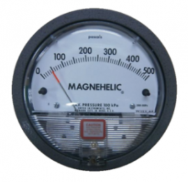 Đồng hồ chênh áp 2000-60Pa hãng Dwyer.