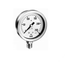 Đồng hồ đo áp suất inox MB800 hãng Tema Vasconi