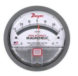 Đồng hồ đo chênh áp 2300-200Pa hãng Dwyer.