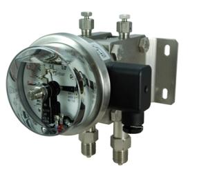 Đồng hồ đo chênh áp BP400 Phân phối PCI tại Việt nam