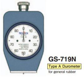 Đồng hồ đo độ cứng cao su GS-719N-Teclock Vietnam-TMP Vietnam