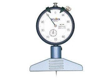 Đồng hồ đo độ sâu Depth gauge DM-210-Teclock Vietnam-TMP Vietnam