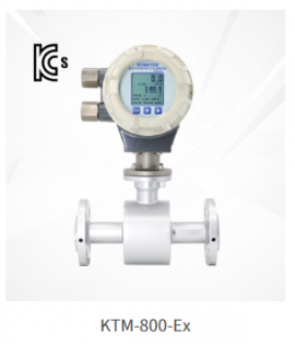 Đồng hồ đo lưu lượng dạng điện từ KTM 800 Ex hãng Kometer.