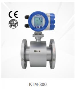 Đồng hồ đo lưu lượng dạng điện từ KTM 800 hãng Kometer.