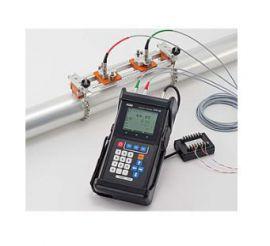Đồng hồ đo lưu lượng dạng siêu âm Ultrasonic flowmeter.