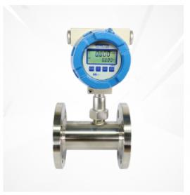 Đồng hồ đo lưu lượng dạng tua bin KTR 550 MF F EX hãng Kometer