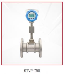 Đồng hồ đo lưu lượng dạng vortex KTVP 750 hãng Kometer