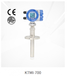 Đồng hồ đo lưu lượng điện từ dạng que cắm KTMI 700 Kometer